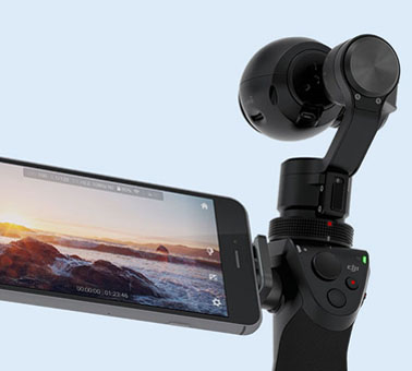 Visual Technology Steadicam